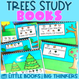 Trees Study Books Printable and Digital - Little Books For