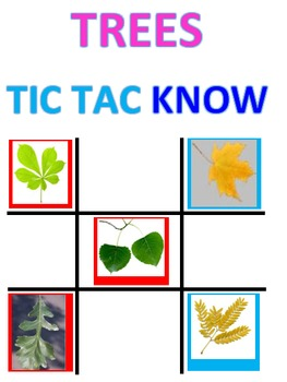Trees Tic Tac Know