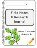 Trees and Forests Research Project