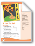 Trees and Seasons Art Projects