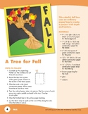 Trees and Seasons (Fall) Art Projects