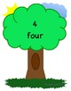 Trees for Counting Apples or Leaves (Fall/Autumn, Spring)
