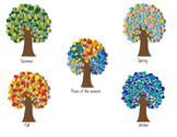 Trees of the season