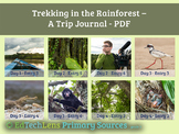 Trekking in the Rainforest - Virtual Field Trip Distance Learning PDF