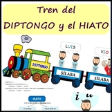 Tren del DIPTONGO y el HIATO