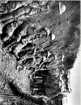 Trench Warfare Photo Analysis