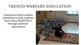 Trench Warfare Simulation