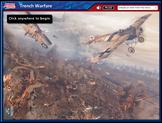 Trench Warfare exploration activity