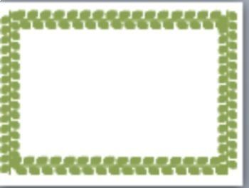 Trendy Leaves!  Clip Art Bundle! {SIX images!}