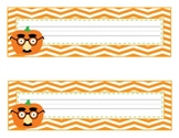 Trendy and fun fall labels