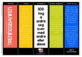Treningbanken - 100 ting å undre seg over