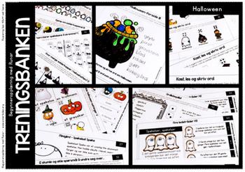 Treningsbanken - Halloween