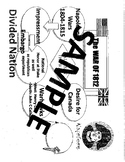 Trexworks Graphic Organizer Lesson: The War of 1812 (Cause