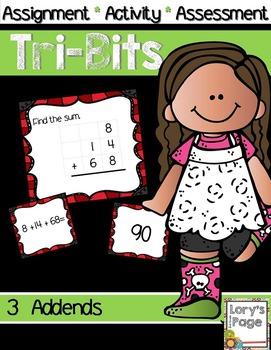 Tri-Bits - 3 ADDENDS