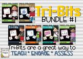 #thriftythursday Tri-Bits - BUNDLE 1