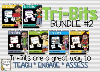 Tri-Bits - BUNDLE 2