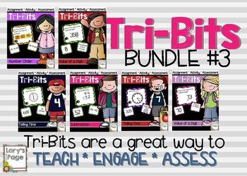 Tri-Bits - BUNDLE 3