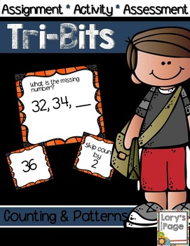 Tri-Bits - COUNTING AND PATTERNS