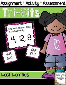 Tri-Bits - FACT FAMILIES