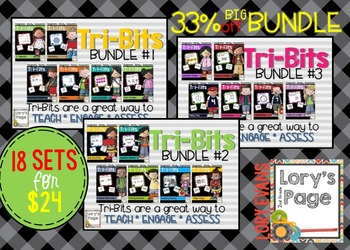 Tri-Bits - BIG BUNDLE