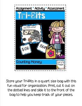 Tri-Bits - MONEY