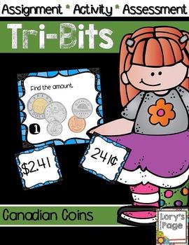 Tri-Bits - MONEY (Canadian Version)