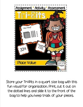 Tri-Bits - PLACE VALUE