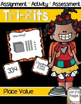 Tri-Bits - PLACE VALUE