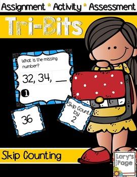 Tri-Bits - SKIP COUNTING