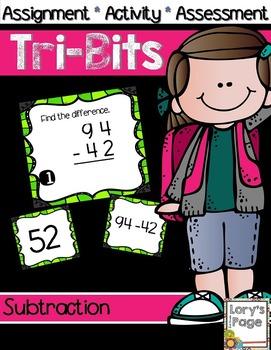 Tri-Bits - SUBTRACTION