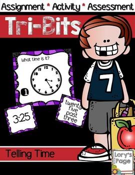 Tri-Bits - TIME