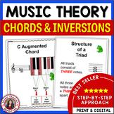 Chord Inversions Teaching Resources | Teachers Pay Teachers