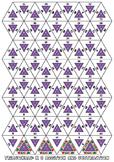 Triagonals 8 Times Tables Maths Games