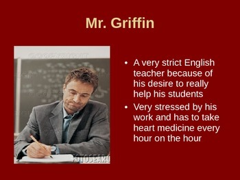 Trial Facts for the Killing of Mr. Griffin