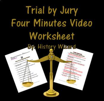 Jury Worksheets & Teaching Resources | Teachers Pay Teachers