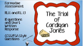 Trial of Cardigan Jones - FSA/CCSS Assessment