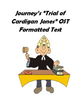 Trial of Cardigan Jones OST formatted Test