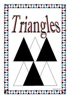 Triangle Activities