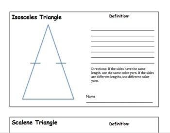 Triangle Activity