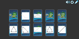 Triangle/Angle Smartboard Game