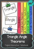 Triangle Angle Theorems
