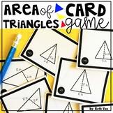 Triangle Area Card Game