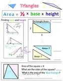Triangle Area Worksheet