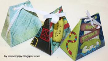 Triangle Box Pattern & Photoshop Tutorial