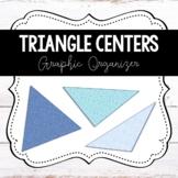 Triangle Centers Graphic Organizer