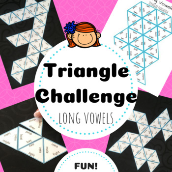 Triangle Challenge- Long Vowels