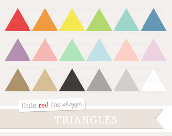 Triangle Clipart