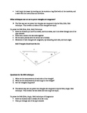 Triangle Congruence - Common Core
