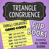 Congruent Triangles Flip Book