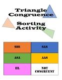 Triangle Congruence Matching